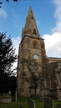 Image for Bell Tower - St John the Baptist - Harringworth, Northamptonshire
