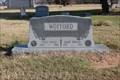 Image for Wofford - Burkburnett Memorial Cemetery - Burkburnett, TX
