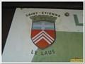 Image for Blason de Saint Etienne du Laus - Saint Etienne du Laus, France
