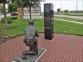 Image for The Law Enforcement Officers Never Forget Memorial - Grapevine, TX