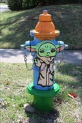 Image for Yoda Hydrant - Ardmore, OK