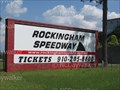 Image for The Rock, Rockingham Speedway, near Marston, NC