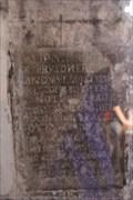 Image for Prisoner Graffiti -- Bloody Tower, Tower of London, Tower Hamlets, London, UK