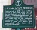 Image for U.S. Post Office Building - Osceola AR