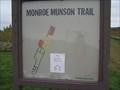 Image for James M. Houdek  Jr. Trailhead marker, Munson Park - Monroe, MI