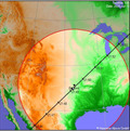Image for ISS Sighting - Edmond, OK - Warrenton, MO - Erie, PA - Site 1