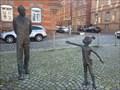 Image for Der besinnliche Mann und das kleine Mädchen - Stuttgart, Germany, BW