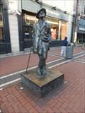 Image for James Joyce Statue - Earl Street, Dublin, Ireland
