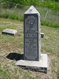 Image for A.W. Frederickson - Manor Cemetery - Manor, TX