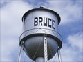 Image for East River Ave Water Tower - Bruce, WI