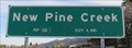 Image for New Pine Creek, CA - 4845'