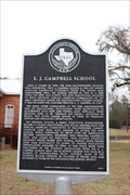 Image for E. J. Campbell School