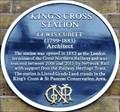 Image for Lewis Cubitt - King's Cross Station, London, UK