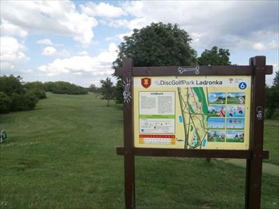 DiscGolf Park Ladronka