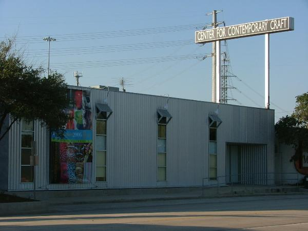 Center for contemporary craft houston texas art for Houston center for contemporary craft