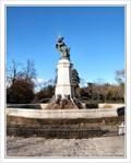 Image for La Fuente del Ángel Caído (Fountain of the Fallen Angel) - Madrid, Spain