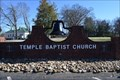 Image for Temple Baptist Church Bell  - Simpsonville, SC, USA