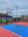 Image for Basketball Courts at Corrigan Sports Complex - Central Falls, Rhode Island