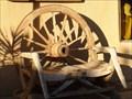 Image for Wagon Wheel Chair - Albuquerque, New Mexico