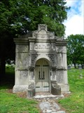 Image for Crowther Mausoleum - Mount Mora Cemetery - St. Joseph, Mo.