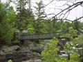 Image for Swinging Bridge - Jay Cooke State Park - Carlton, MN