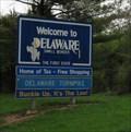 Image for DE/MD on I-95