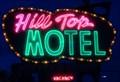 Image for Hill Top Motel - Artistic Neon - Kingman, Arizona, USA