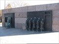 Image for Depression Bread Line, FDR Memorial