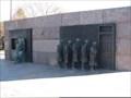 Image for Depression Bread Line, FDR Memorial