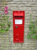 Image for Victorian Post Box - Pilton, Northamptonshire UK