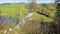 Image for River Wharfe suspension bridge – Addingham, UK