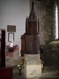 Image for Shaugh Prior Church Font, SW Devon UK