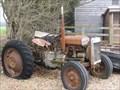 Image for Old Tractor - Asheridge - Buck's