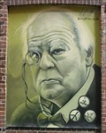 Image for Sir Patrick Moore And Asteroid 2602 Moore - Sheffield, UK