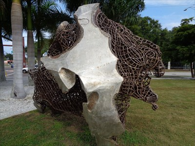 Tamiami Trail - Sculpture Garden