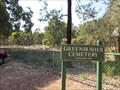 Image for Greenbushes Cemetery - Western Australia