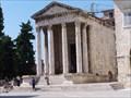 Image for Temple of Rome - Pula - Istria - Croatia