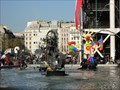 Image for Stravinsky Fountain - Paris, France