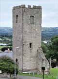 Image for St Hilary's Chapel - Bell Tower - Denbigh, Clwyd, Wales.