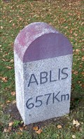 Image for Milestone to Ablis, Wendelsheim, Germany, BW