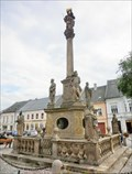 Image for Plague Column - Mohelnice, Czech Republic
