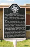 Image for FIRST - Town to Integrate Schools in Texas - Friona, TX