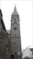 Image for Bell Tower St. Nikolaus Kirche - Kottenheim, Rhineland-Palatinate, Germany