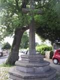 Image for Cornwood Village Cross, Cornwood South Dartmoor UK