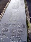 Image for Korean War Memorial, Centralia, WA