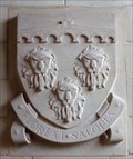 Image for Shrewsbury & Atcham - Coat of Arms - Shrewsbury, Shropshire, UK