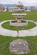 Image for Dawn Bras Memorial Fountain - Plains, MT