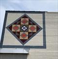 Image for Geometric Mural - Rocky Mount, North Carolina