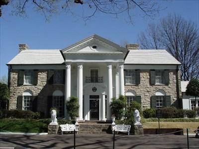 Elvis Lived Here