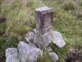 Image for Peat Pass Marker, Black Ridge,  Dartmoor